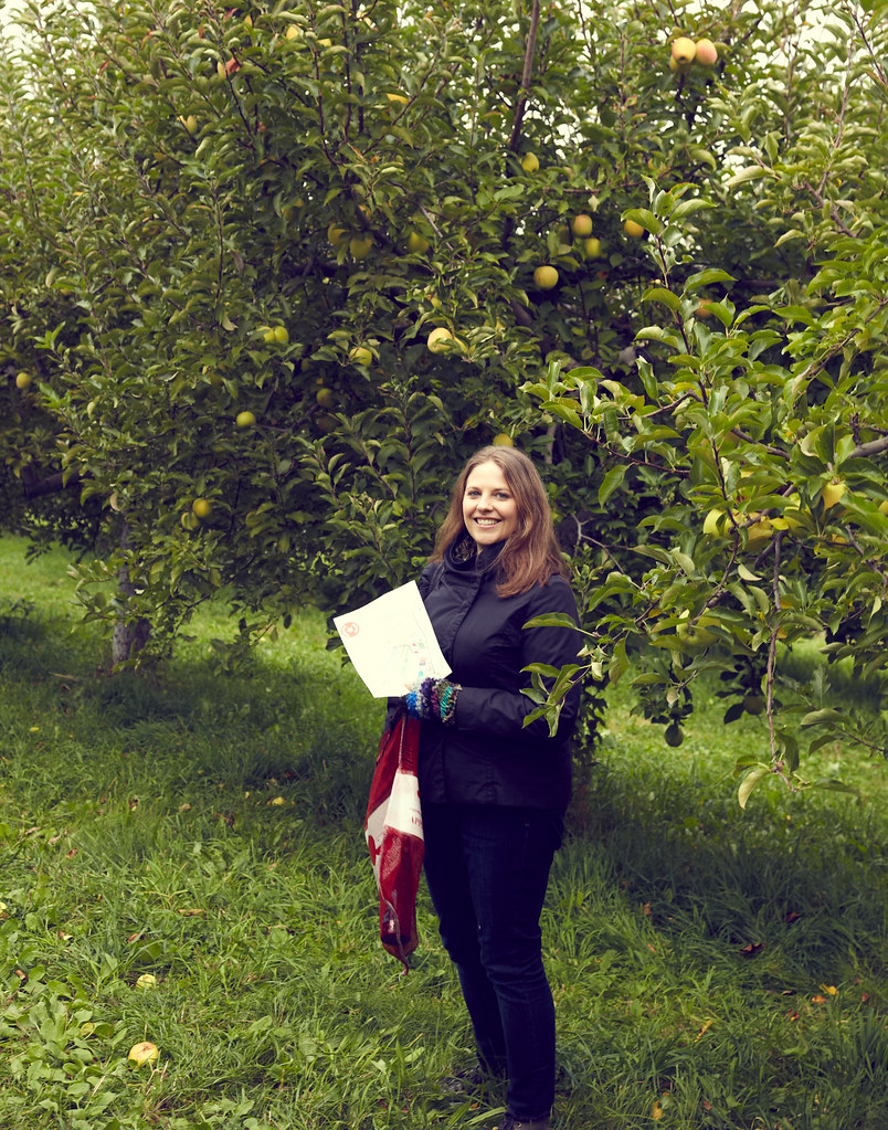 Fishkill Farms -  Apple Picking