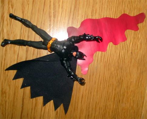 Batman is Dead. Image source unknown.