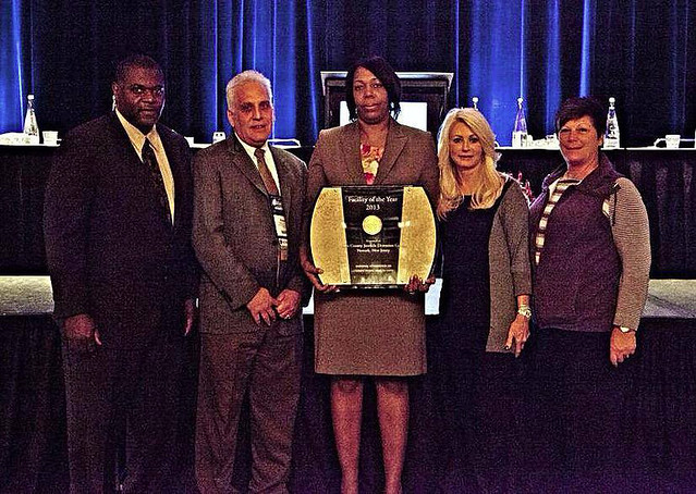 "Essex County, NJ named NCCHC's 2013 ""Facility of the Year"""