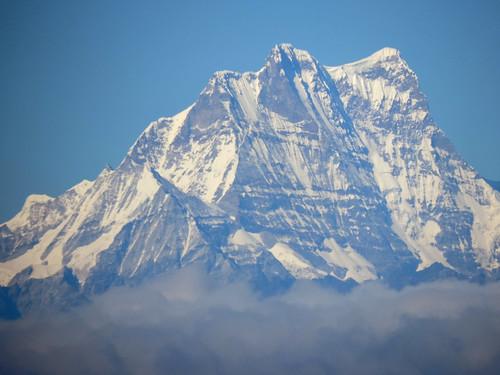 mountains landscape scenery bhutan himalayas