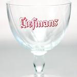 ベルギービール大好き!!【リーフマンス・グリュークリークの専用グラス】(管理人所有 )