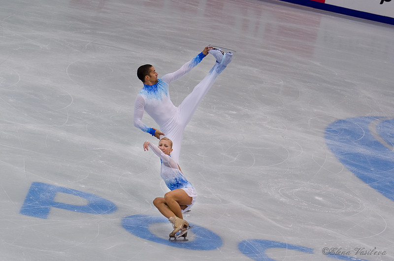 Aliona SAVCHENKO / Robin SZOLKOWY (GER)
