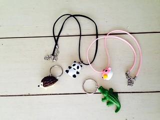Iwako Charm Accessories