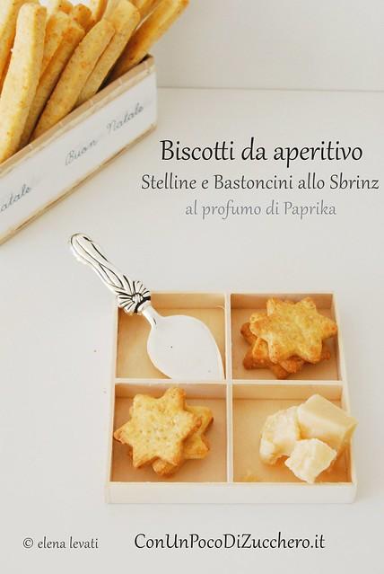Biscotti salati allo Sbrinz