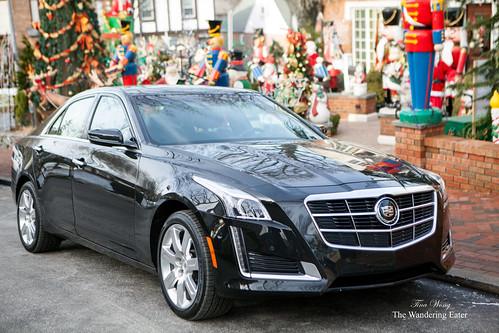 My 2014 Cadillac CTS Sedan