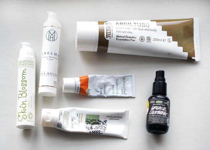 parhaat ihonhoitotuotteet 2013