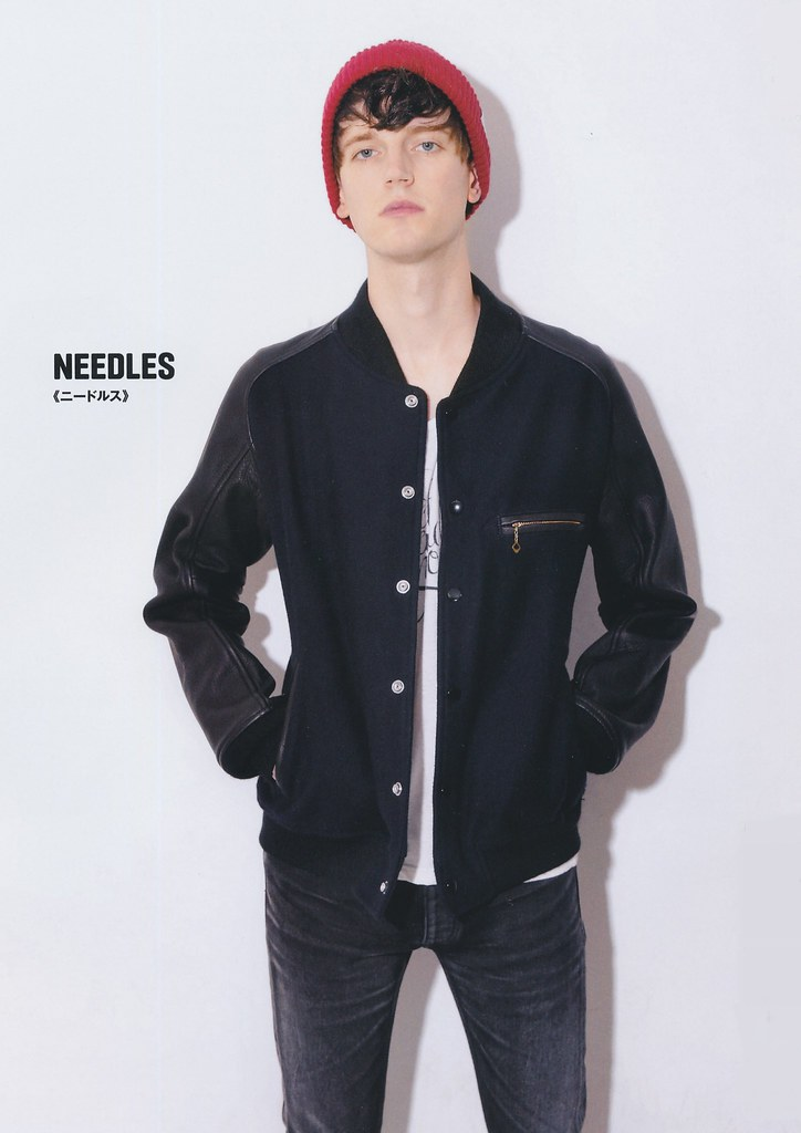 James Allen0003(men's FUDGE vol.56 2013_10)