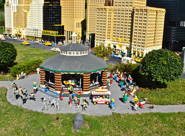 11555837043 8077a32b9f z Miniland of Legoland Florida   A Must Visit Exhibit