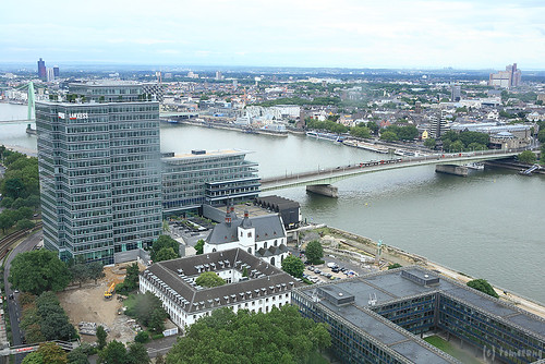 Koeln Triangle Panorama
