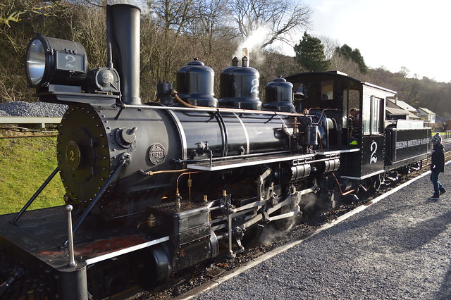a picture of a steam train