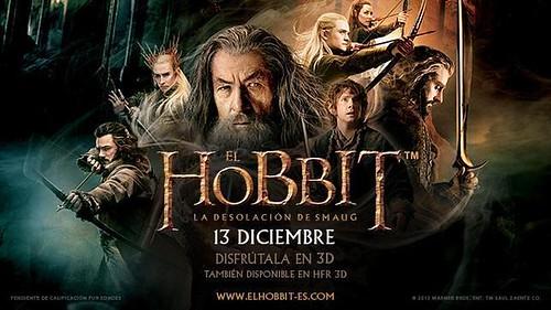 Hobbit. La desolación de Smaug