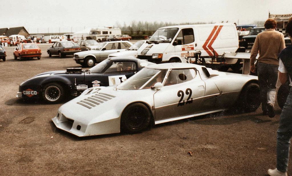 john churchill lancia stratos 1987 | john churchill`s lancia… | flickr