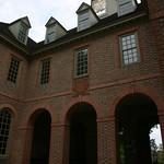 Archways in brick