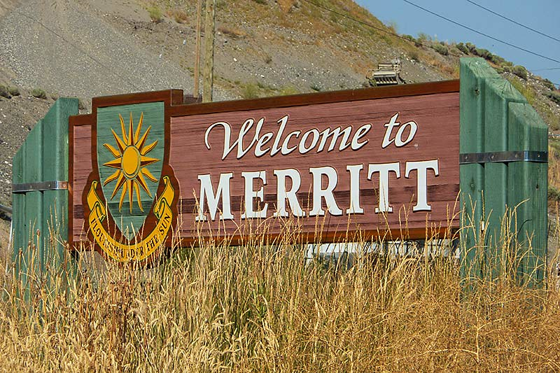 Merritt, Nicola Valley, Thompson Okanagan, British Columbia, Canada