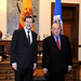 Secretary General Receives President of the Government of Spain