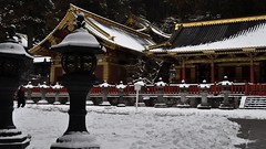 Sanjinko, Tōshō-gū shrine, Nikko (2010)
