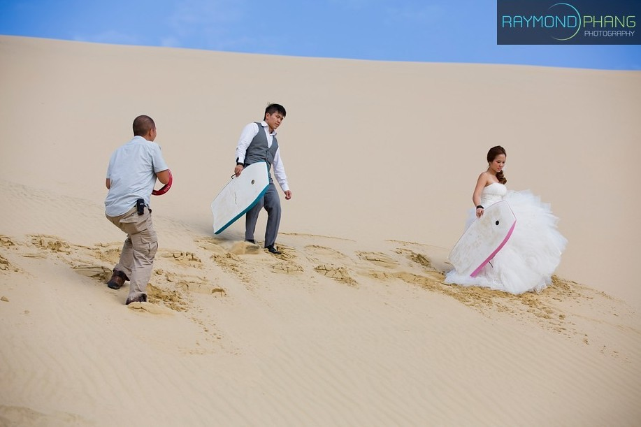 Conceptualised Pre-Wedding Behind the Scene in New Zealand - 09