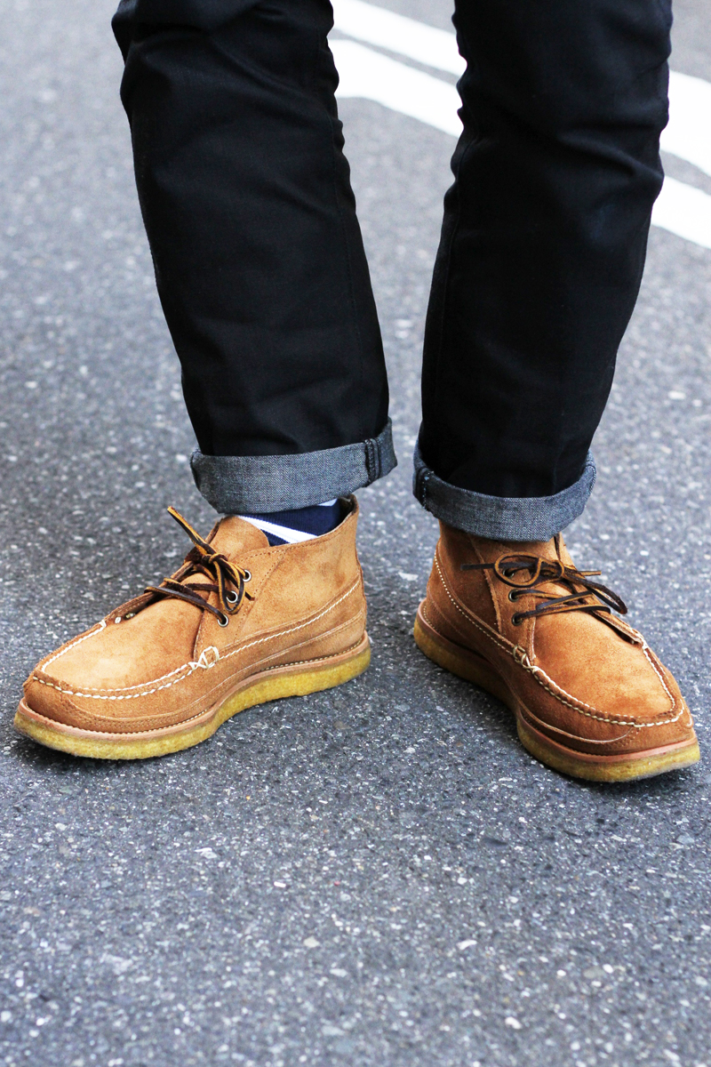 Oak Street Bootmakes Made in USA