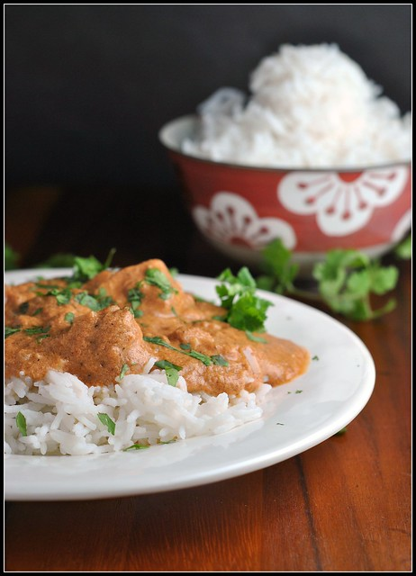 Slow Cooker Chicken Tikka Masala 1