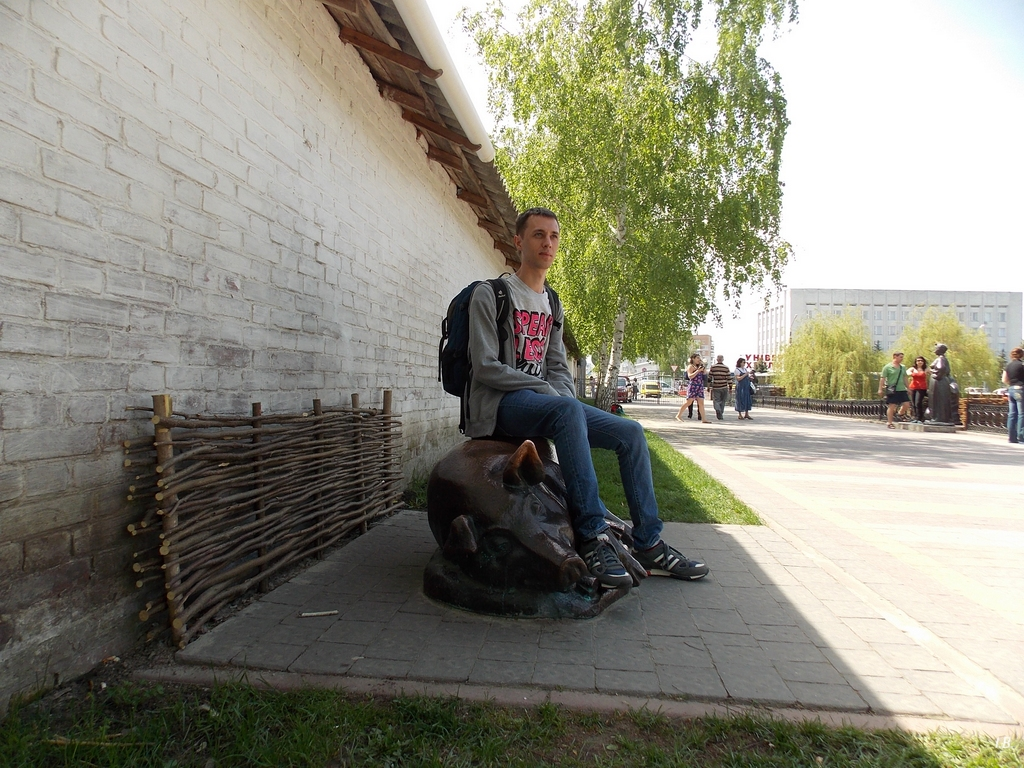 скульптура для сидения