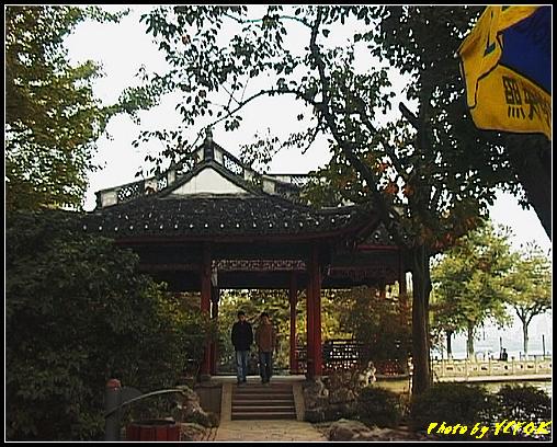 杭州 西湖 (其他景點) - 180 (白堤上的西湖十景之 平湖秋月)