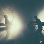 Dave Harrington / Nicolas Jaar by Chad Kamenshine