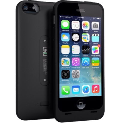 Unu Aero Wireless Charging Case black