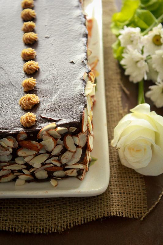 Chocolate - Espresso Dacquoise