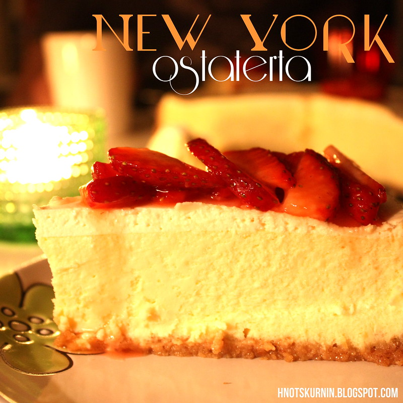 New York ostaterta