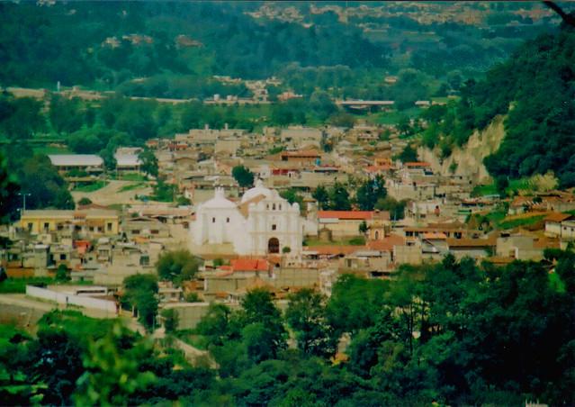 San Cristobal, Totonicapán