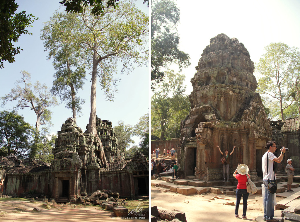 12791047235 bb3847195f b - Cambodia 2013: Affirming my appreciation for ruins in the Temples of Bayon and Ta Prohm