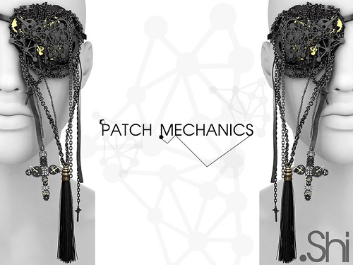 ●Shi : Patch Mechanics