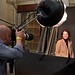 LMU School of Film & Television posted a photo:	Sherry Lansing getting her picture taken for LMU Magazine