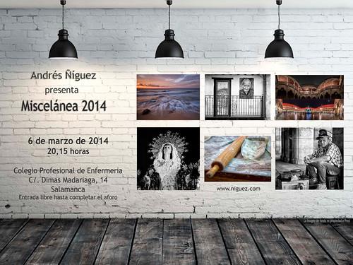 Miscelánea-2014 by Andrés Ñíguez