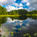 Southern Norway Summer Skies by RobertCross1 (off and on)
