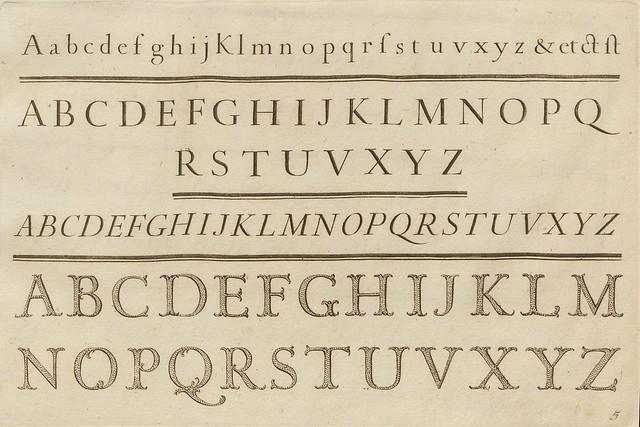 La penna da scrivere - Francesco Polanzani, 1768 d