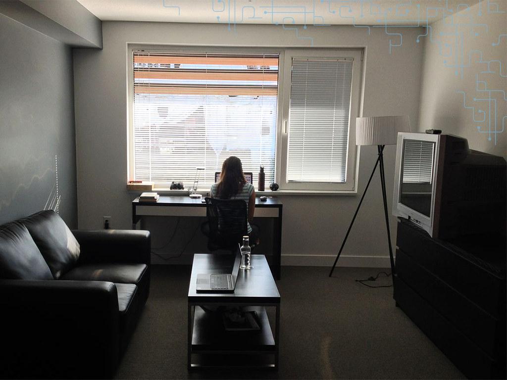 Meu apartamento em Vancouver