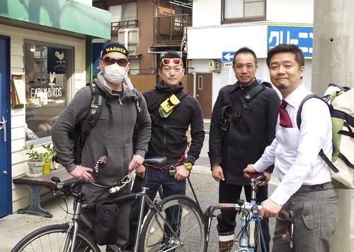 140316 Ride to マコッチ&ユキエ ウェディングパーティー