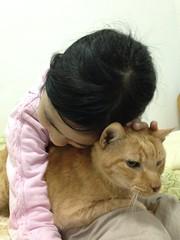 同伴動物需要人類的愛與關心,也會回報以愛與忠誠。