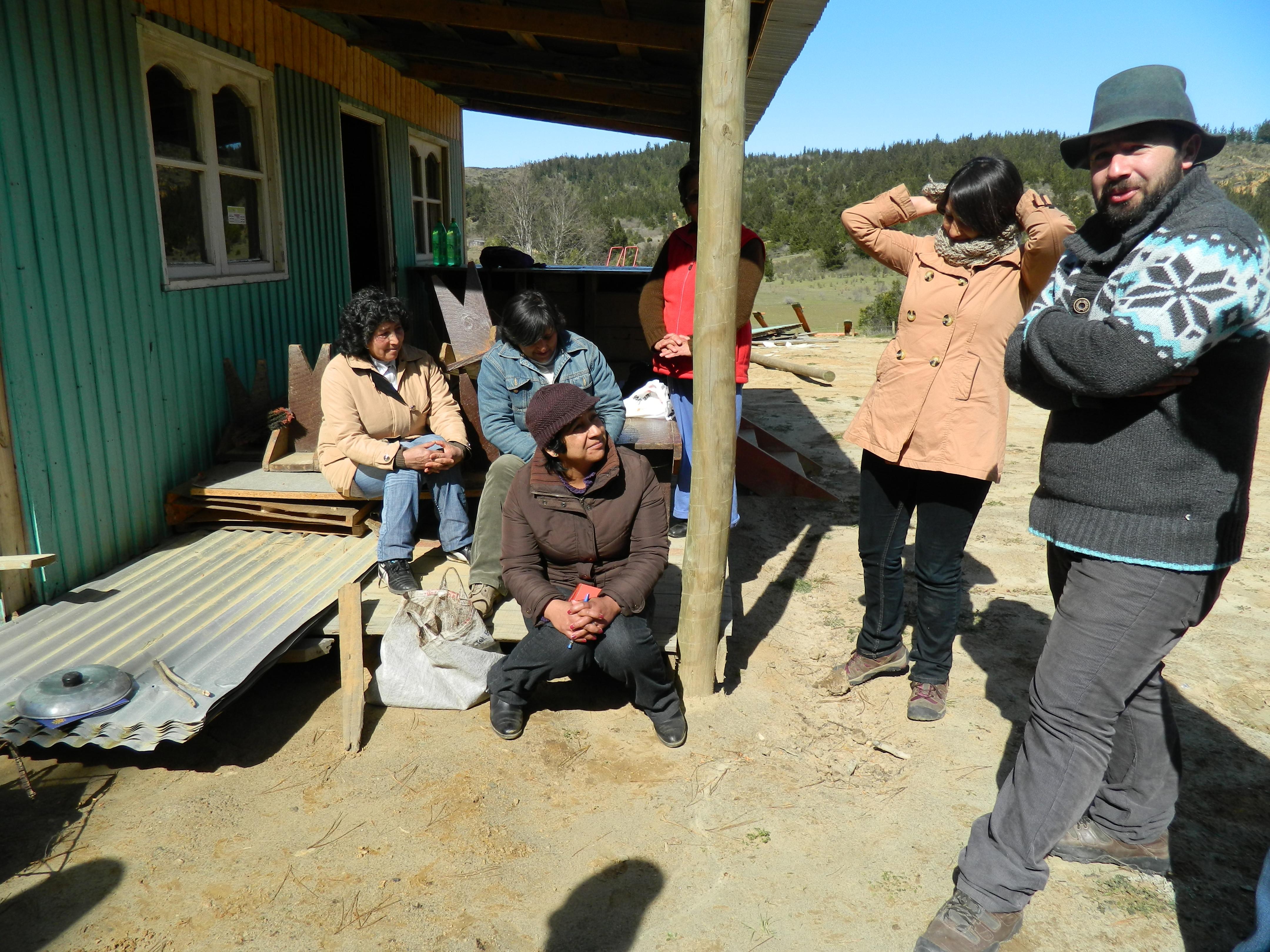 Servicio País Maule - 2013