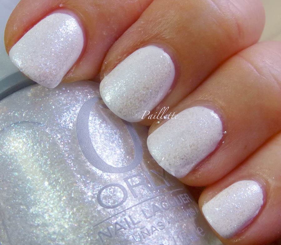 Paillette: a little nail polish journal: Orly and Essie\'s Pure White ...