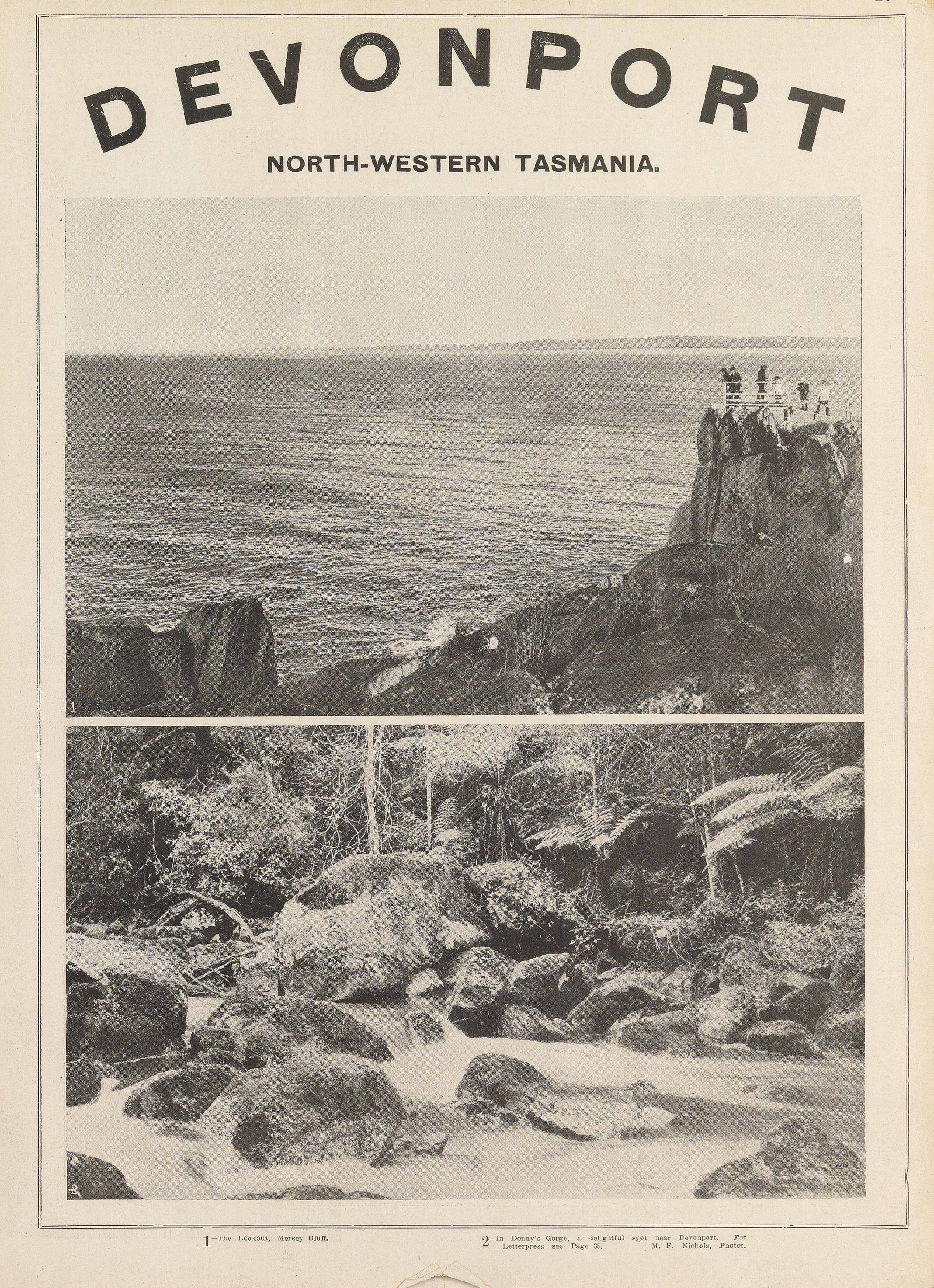 Devonport, Tasmania (1919)
