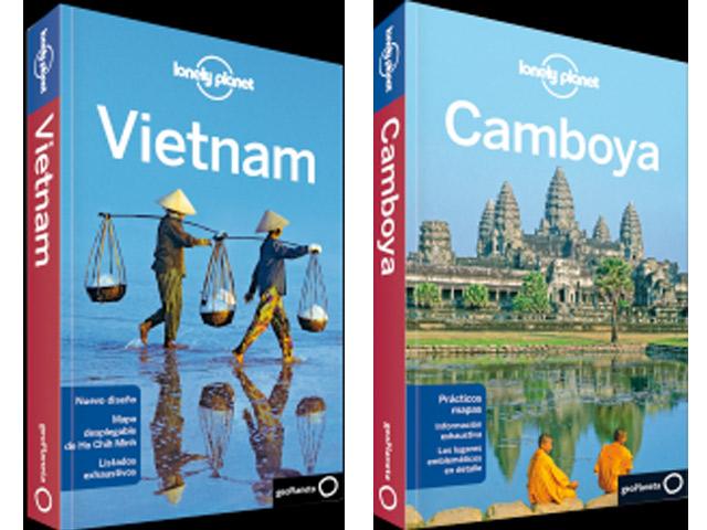 Vietnam y Camboya - Lonely Planet