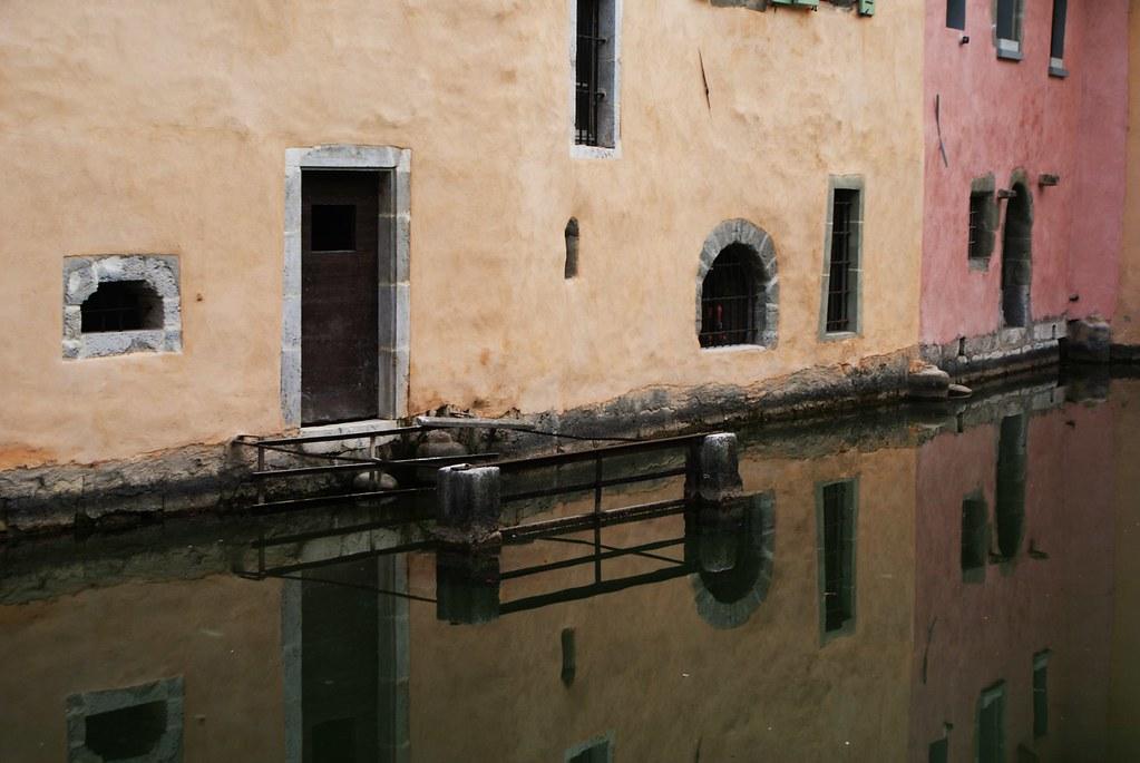 Annecy, la Venise des Alpes à 2h de Lyon.
