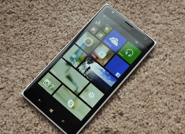 Windows Phone 8.2