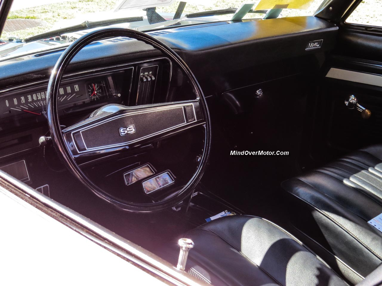 Chevrolet Nova SS396 Interior