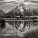 Timeless Oxbow Reflection by Jeff Clow