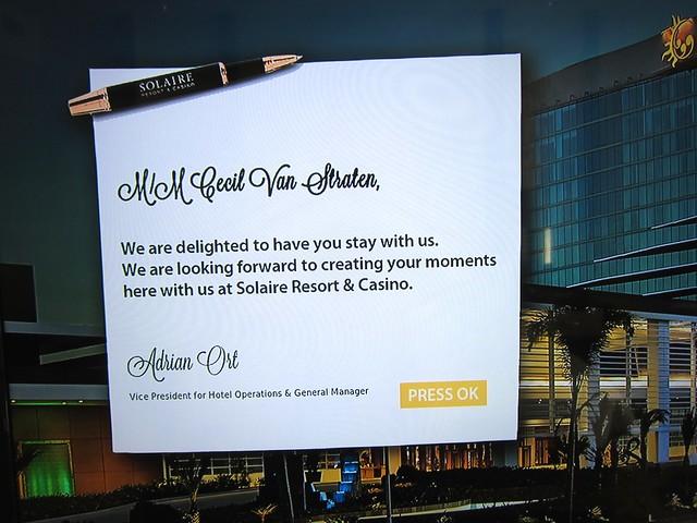 Solaire Hotel Manila