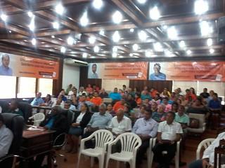 Encontro reforça militância do Solidariedade na região de Tupã