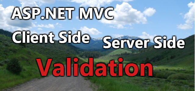 MVC Validation